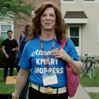 """Sean Hayes plays a cisgender woman in new film """"Lazy Susan"""""""