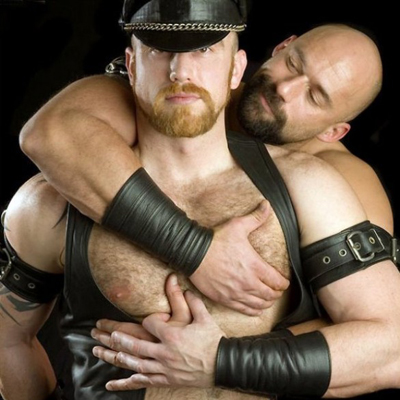 Leather & Bear