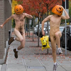Ghosts of Halloween past