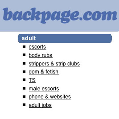 Backpage.com takes on US Government over sex ads