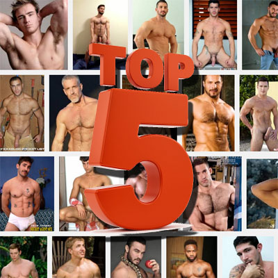Top gay porn star searches for January