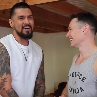 Boomer Banks and Davey Wavey talk cock size
