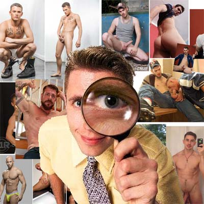 Top gay porn star searches of May