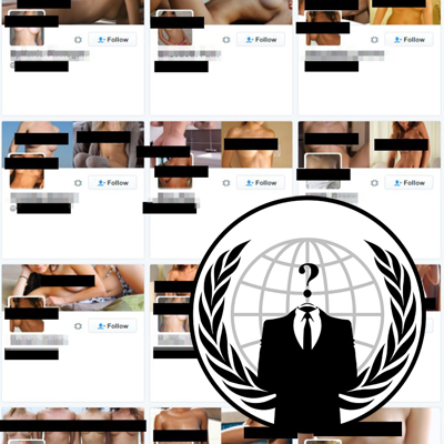 Hackers use porn to piss off ISIS supporters
