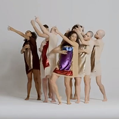 Dance video finds a happy ending to AIDS story