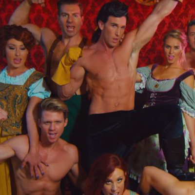 """Todrick Hall gives us """"Britney and the Beast"""""""