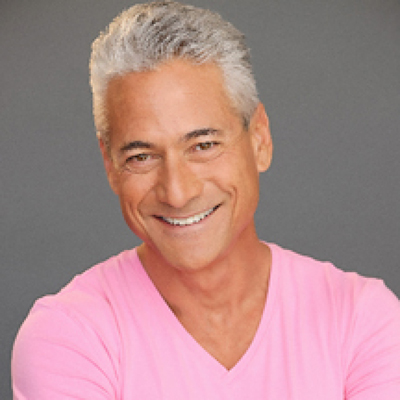 Greg Louganis, naked at 56