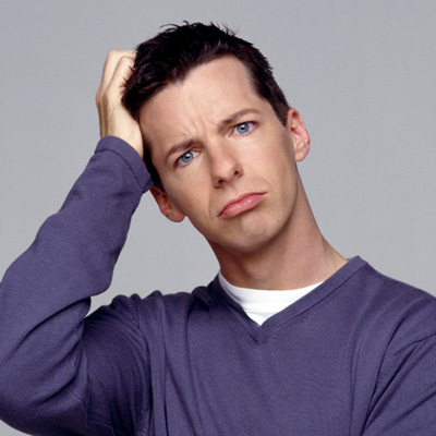 Sean Hayes wishes he came out sooner