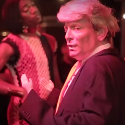 Donald Trump: Jerk, Jerk, Jerk, Jerk, Jerk