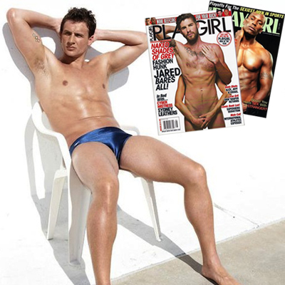 "Vote: ""Playgirl"" wants to see Ryan Lochte's penis. Do you?"