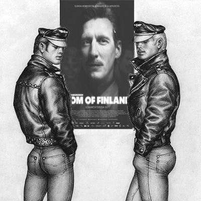 "A super quick peak at the upcoming ""Tom of Finland"" biopic"