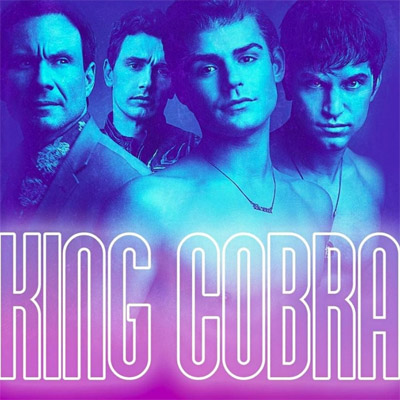 "Brent Corrigan is really, really, really not a fan of ""King Cobra"""