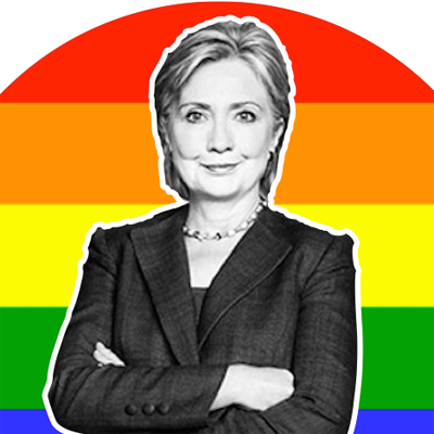 Hillary Clinton details what she'll do for the LGBT community