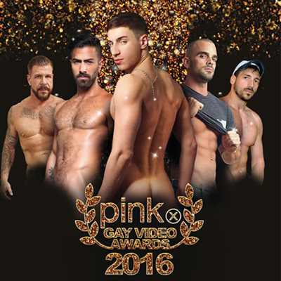 PinkX Gay Video award winners