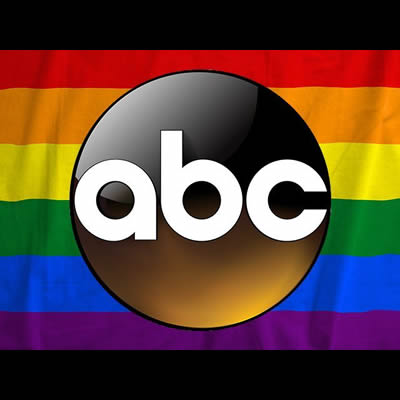 "ABC to air gay rights docudrama, ""When We Rise."""